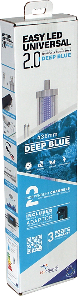 Aquatlantis Easy LED Universal 2.0 Deep Blue