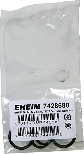 EHEIM Set of sealing rings for adapter