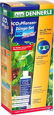 Dennerle CO2 Plant Fertilizer Set BIO Starter