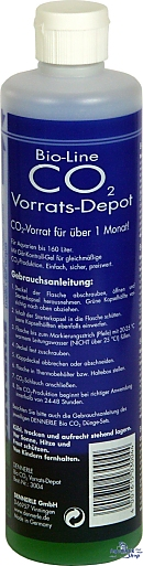 Dennerle CO2 Vorratsdepot - Control-Gel