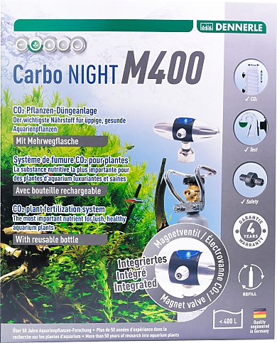 Dennerle 300 Space Mehrweg CO2 Set