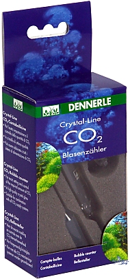Dennerle Crystal-Line CO2 Bubble Counter