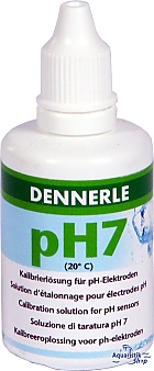Dennerle pH 7 Eichlösung 50 ml