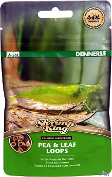 Dennerle Shrimp King Pea & Leaf Loops