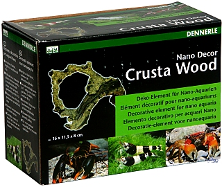 Dennerle Nano Decor Crusta Wood M