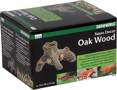 Dennerle Nano Decor Oak Wood