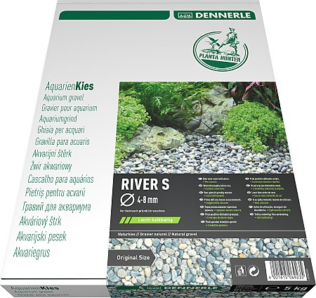Dennerle River Natural Gravel Plantahunter