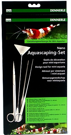 Dennerle Nano Aquascaping-Set