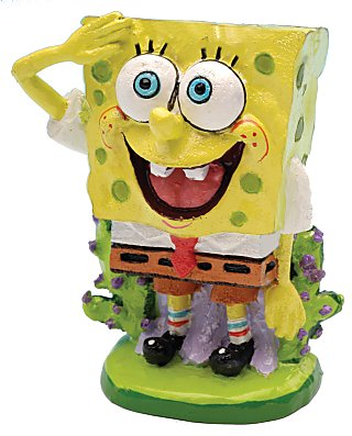 Penn-Plax Decoration -SpongeBob-