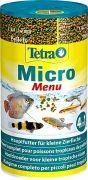 Tetra Micro Menü