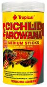 Tropical Cichlid & Arowana Medium Sticks