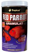 Tropical Red Parrot Granulat