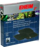 EHEIM Activated carbon pad for 2076/2078