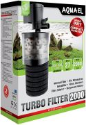 AQUAEL Turbo-Filter 2000 Innenfilter
