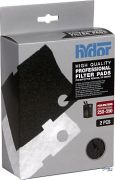 Hydor Filter Sponge black External Filter Professional