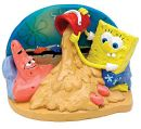 Penn-Plax Decoration -SpongeBob & Patrick-