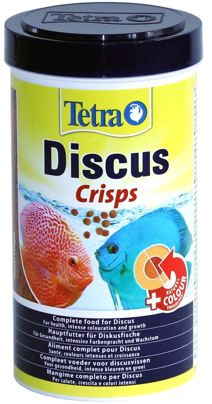 Tetra discus pro 500 ml for Discus fish food