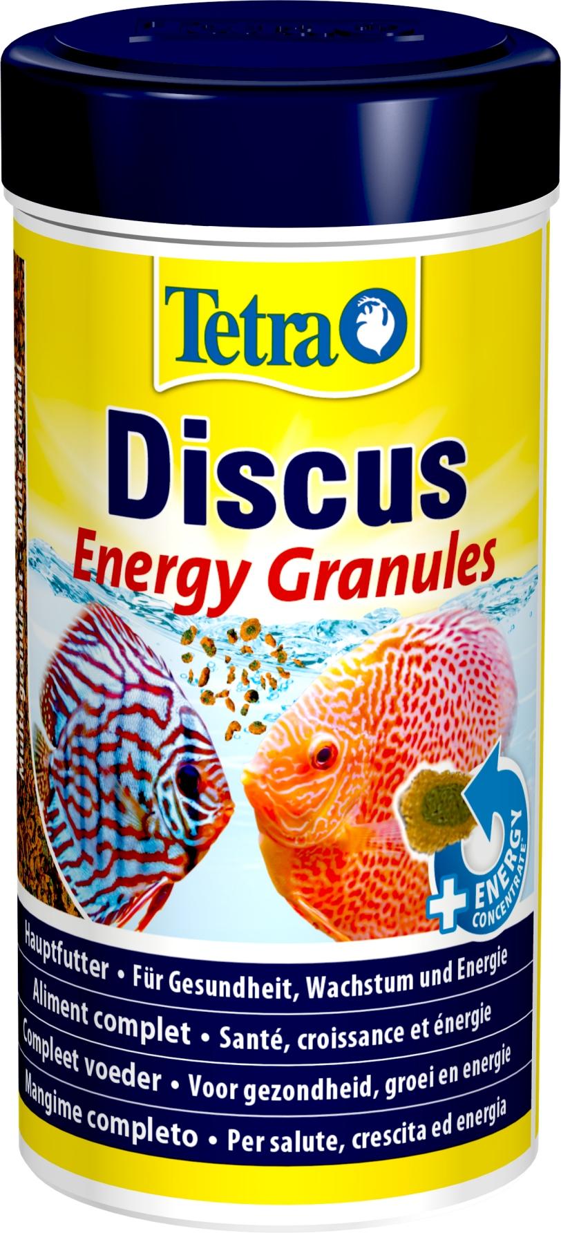 Tetra discus energy 250 ml for Discus fish food