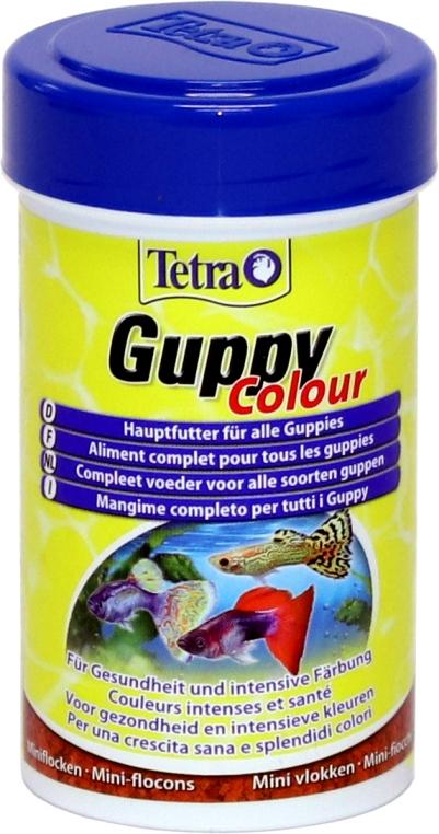 Guppy Fish Natural Food