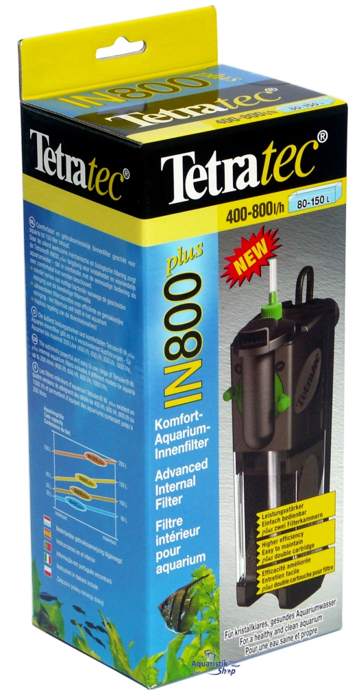 TetraTec IN 800 plus internal filter