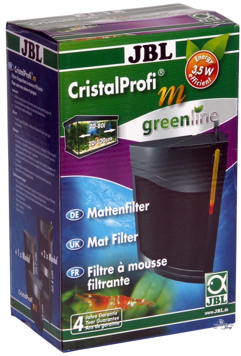 jbl innenfilter cristalprofi m greenline. Black Bedroom Furniture Sets. Home Design Ideas