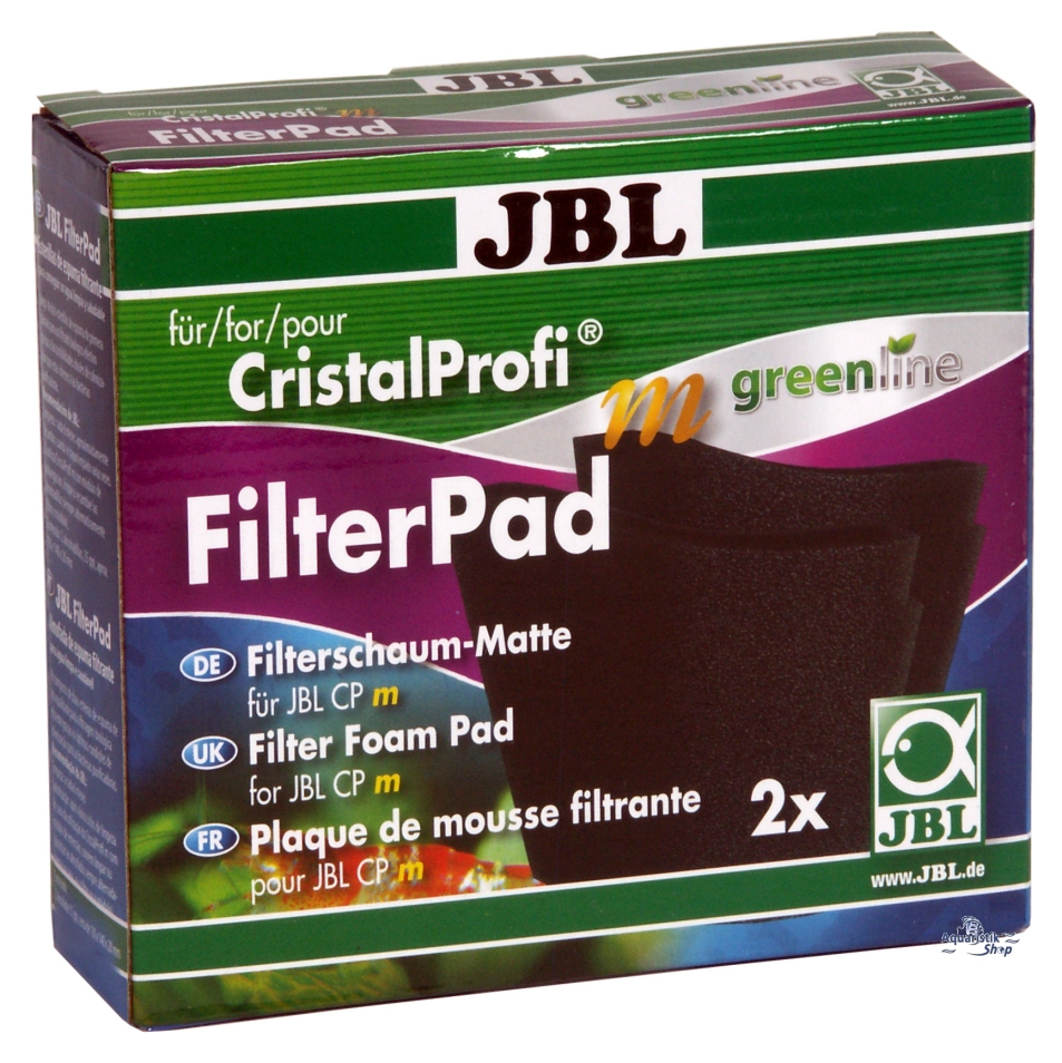 jbl cristalprofi m greenline filterpad. Black Bedroom Furniture Sets. Home Design Ideas