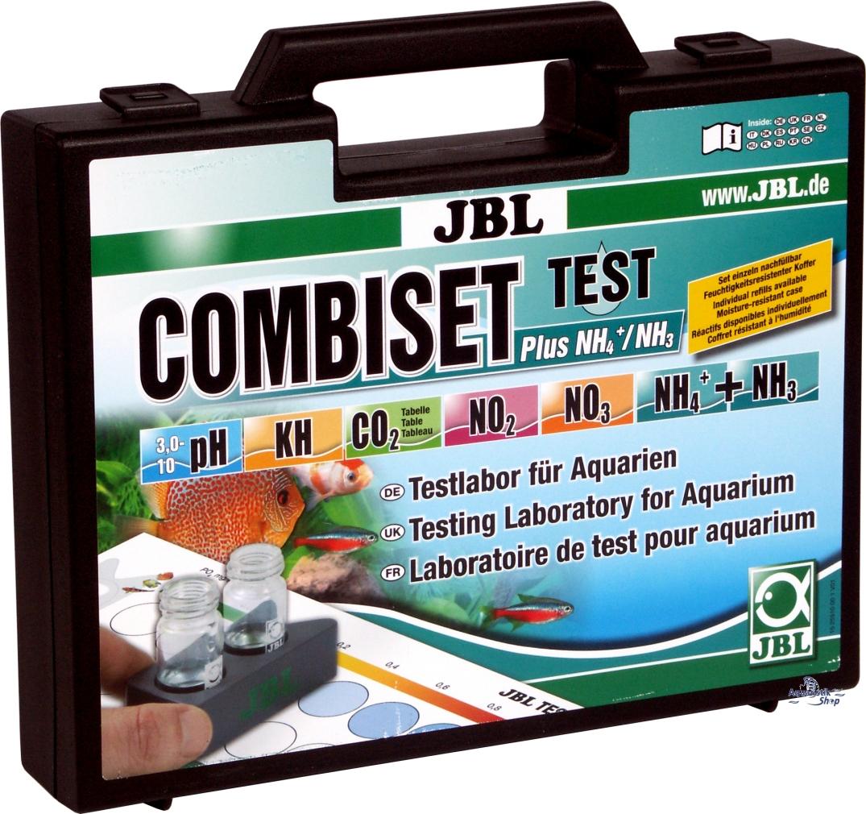 Jbl test combi set plus plus nh4 nh3 plus fe for Co2 tabelle jbl