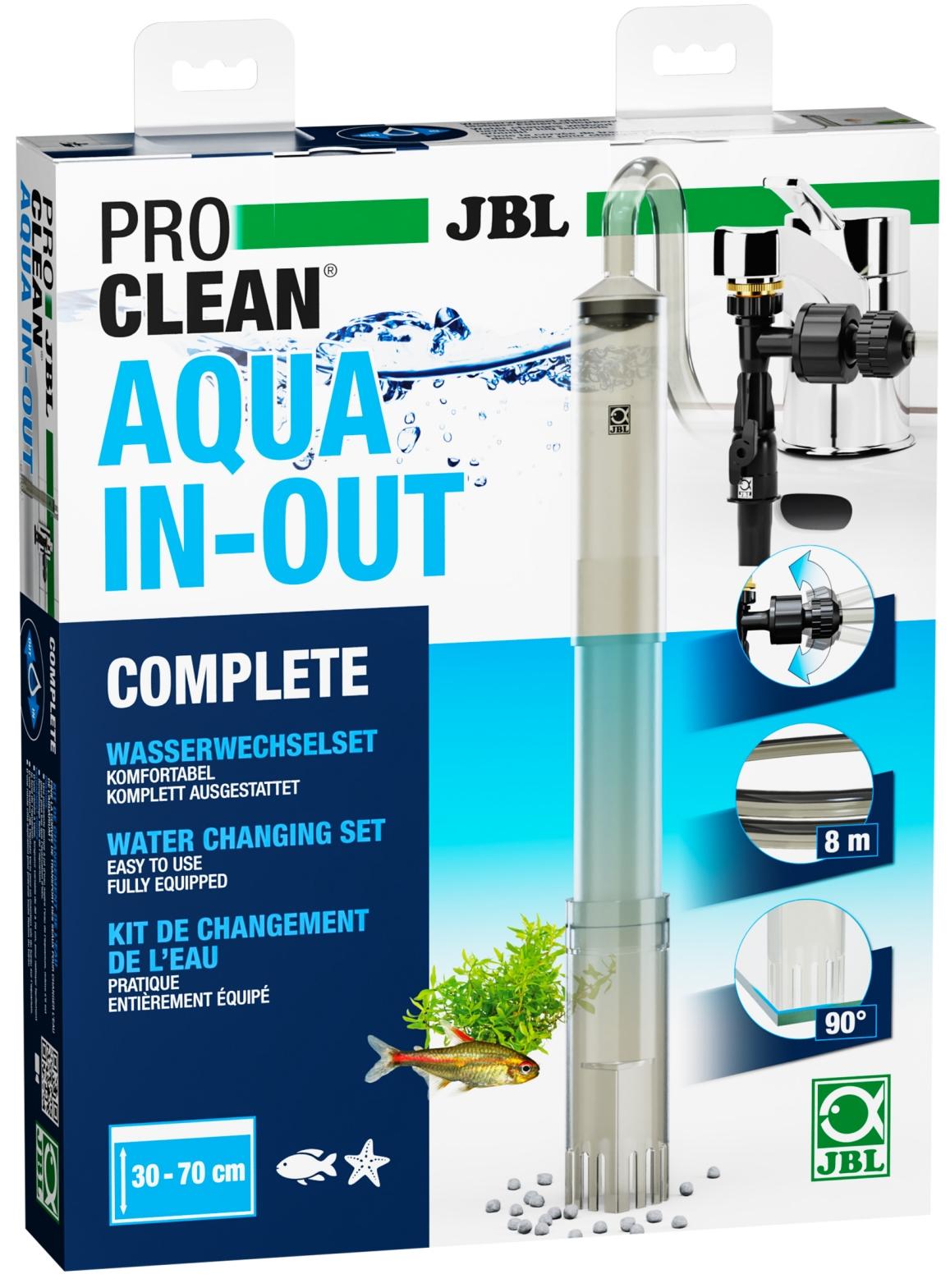 aquaristic JBL Aqua In Out