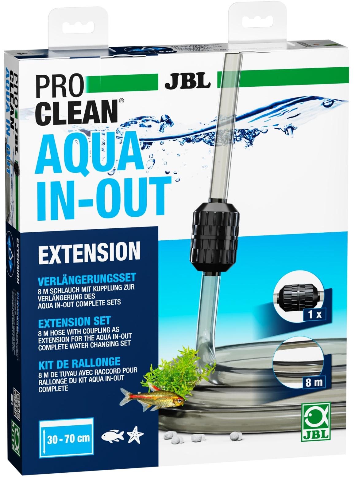 aquaristic JBL Aqua In Out Extension set
