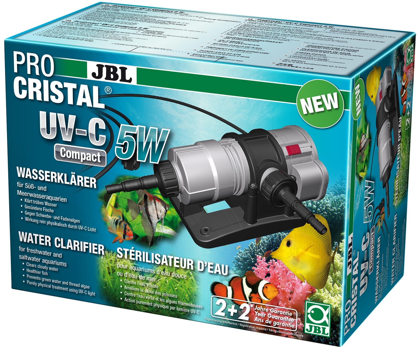 Jbl Procristal Compact Uv C 5 W