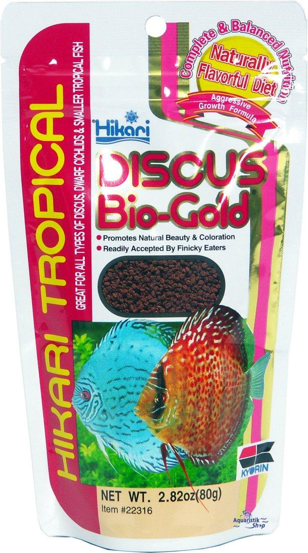 Hikari discus bio gold for Discus fish food