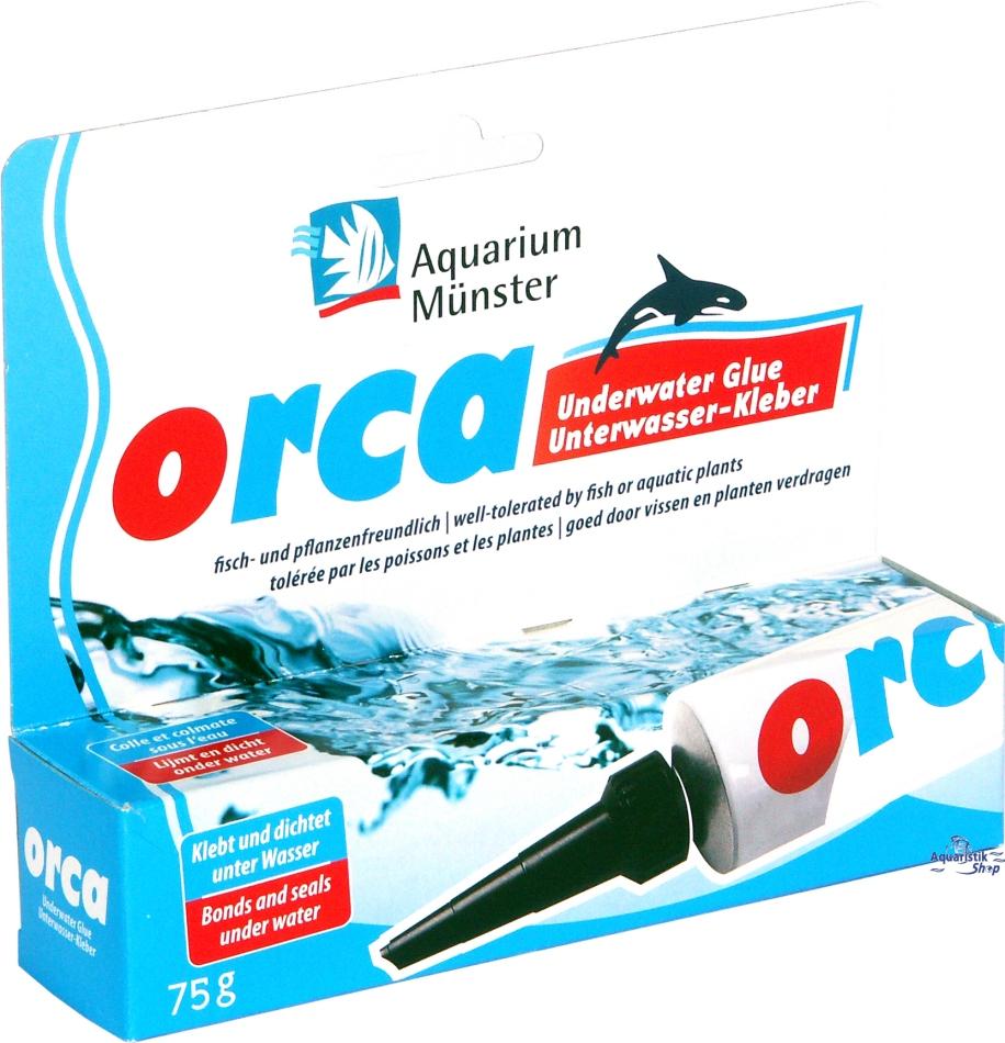 Orca underwater glue for Fish tank glue