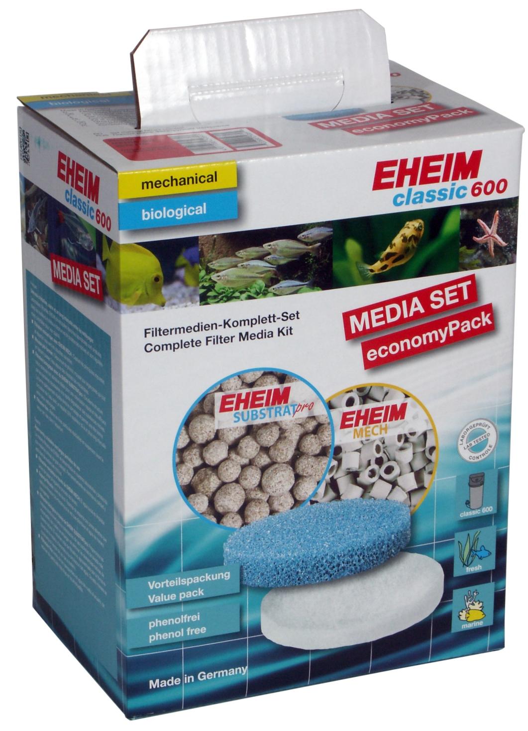Eheim Media Set For Classic 2217