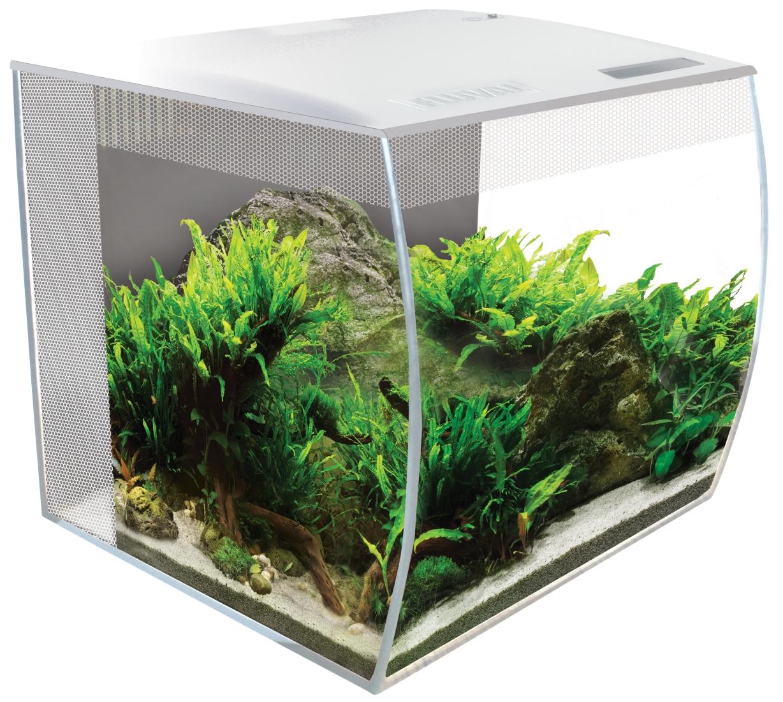 Fluval complete aquarium flex 34 l for Aquarium set