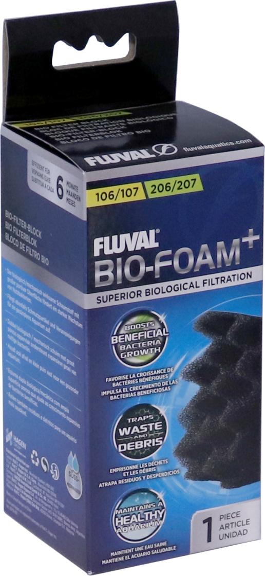 204//205//206 A236 Filter Media Bio-Foam 2 Pack for Fluval 104//105//106