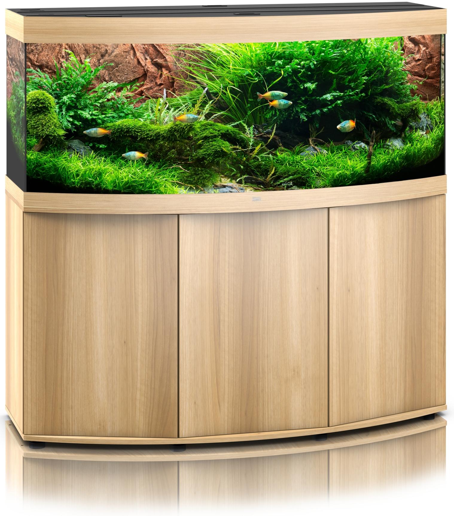 juwel vision 450 led schwarz helles holz dunkles holz wei. Black Bedroom Furniture Sets. Home Design Ideas