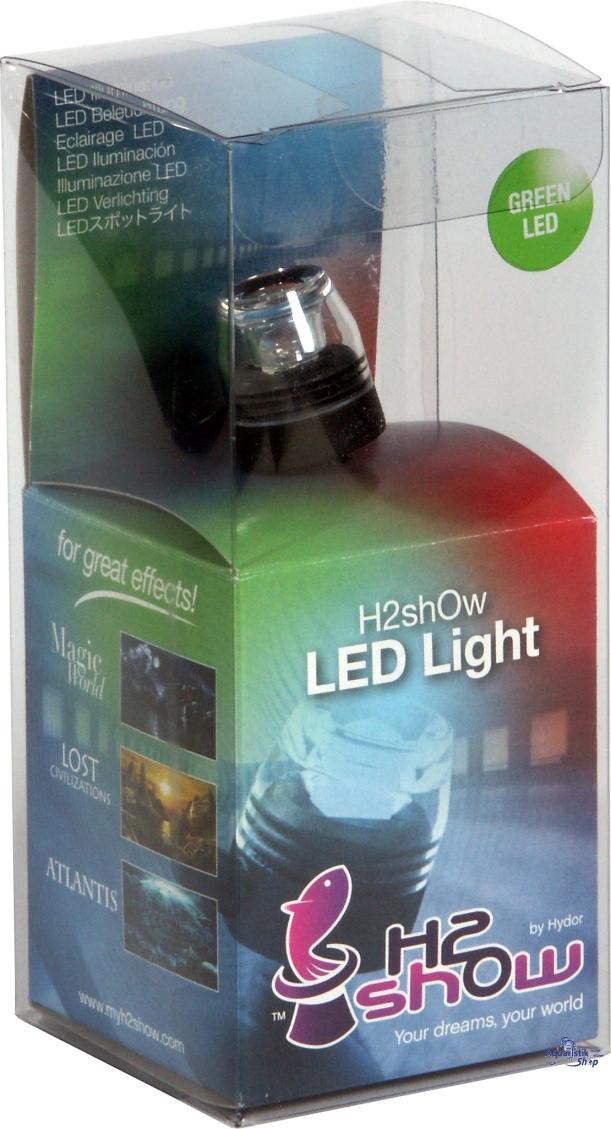 hydor h2show led light gr n. Black Bedroom Furniture Sets. Home Design Ideas