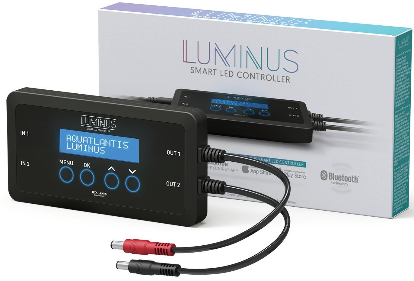 Aquatlantis Luminus Led Controller