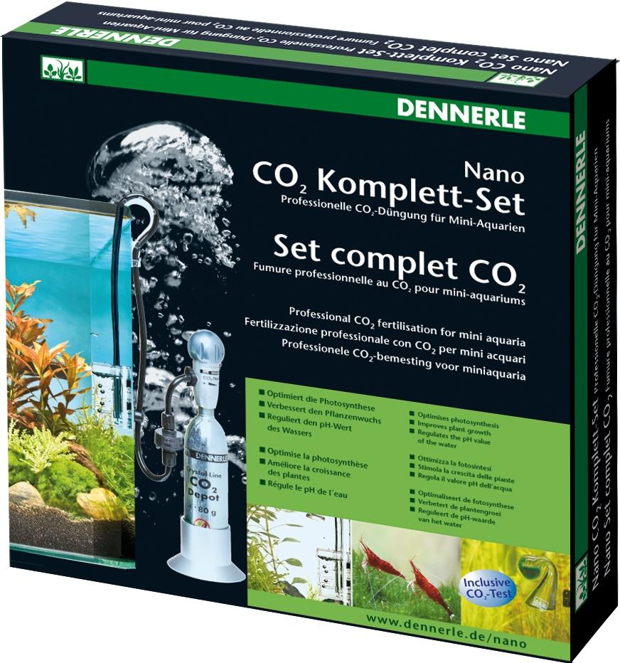 Dennerle Nano Co2 Complete Kit