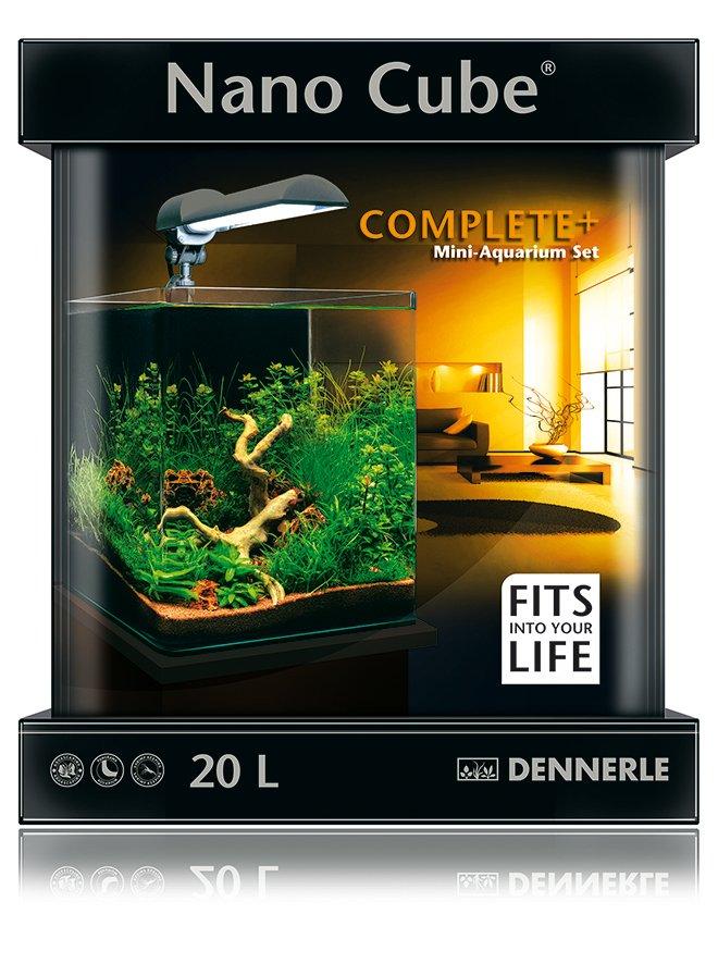 dennerle nano cube complete plus 20 liter. Black Bedroom Furniture Sets. Home Design Ideas