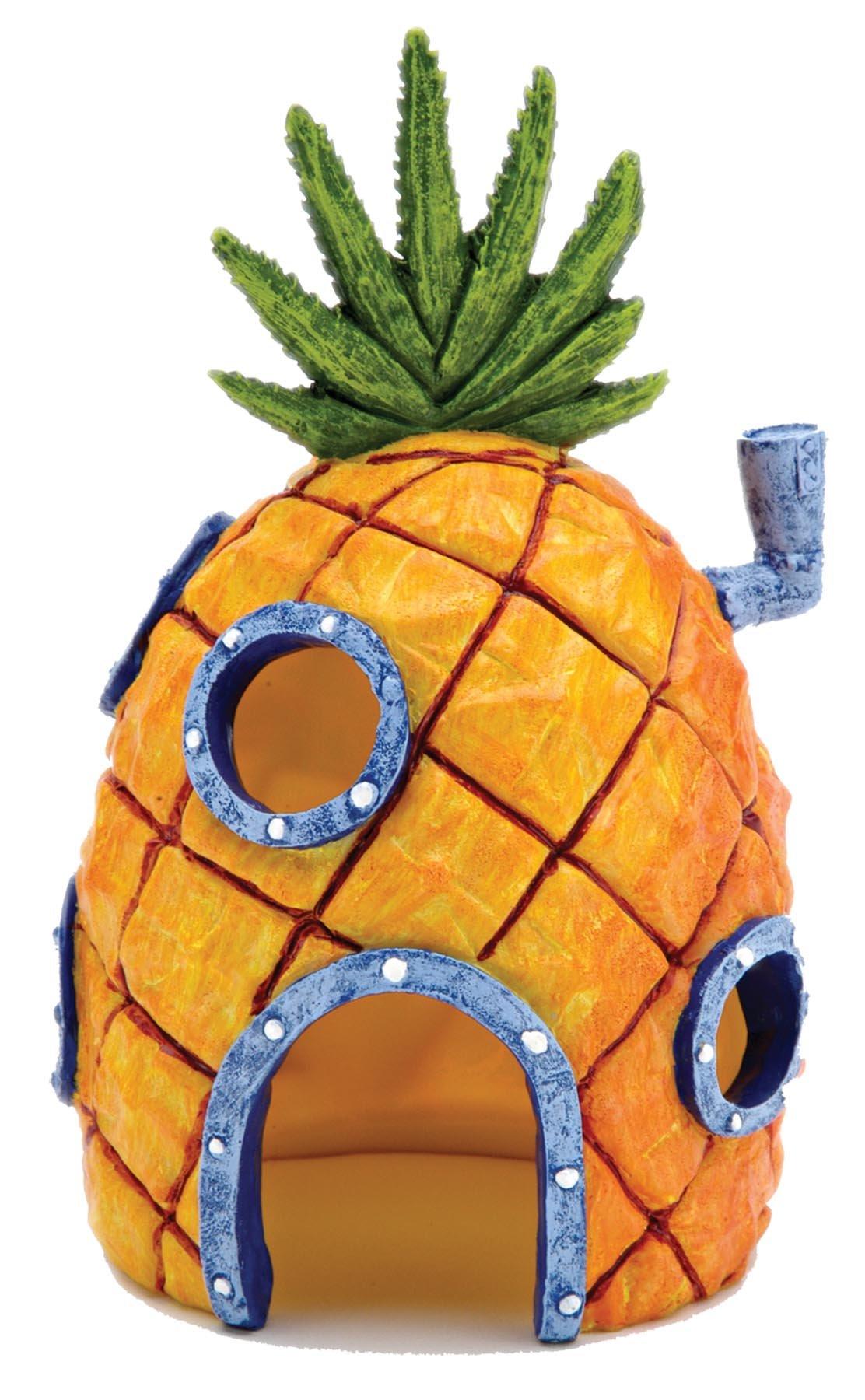 Penn Plax Dekofigur Spongebob Ananas Haus